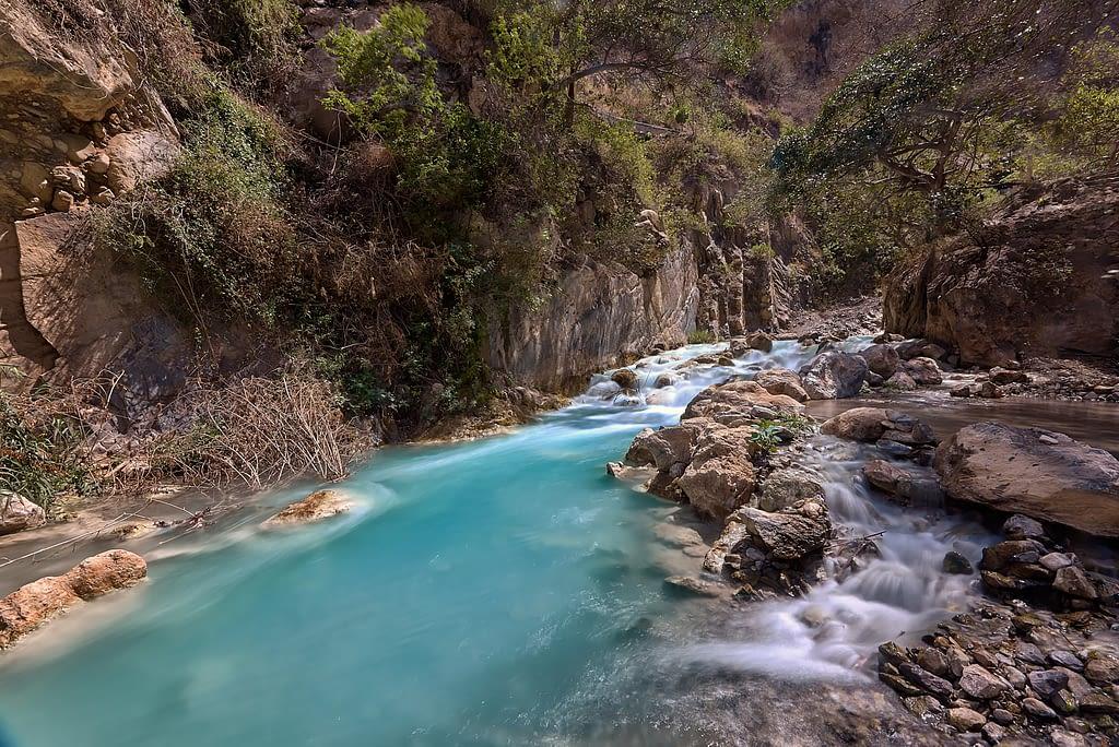 Rio Termal de Tolantongo