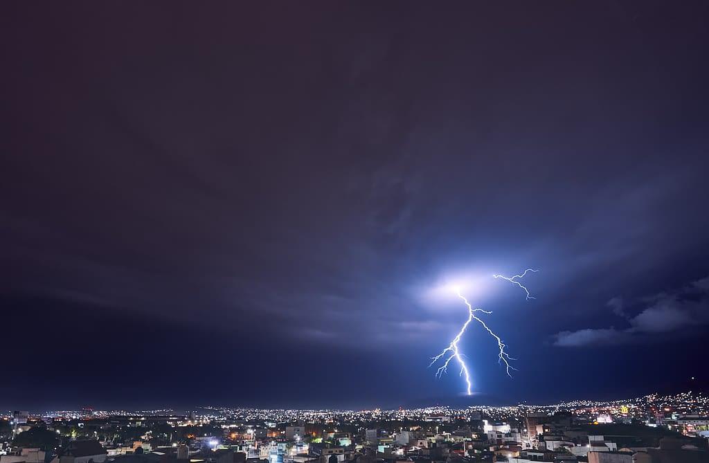 Tormenta eléctrica sobre Pachuca_1